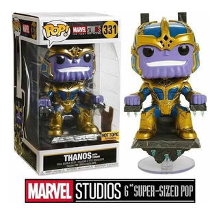 Funko Thanos With Throne - Hot Topic Exclusive