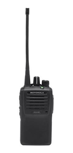 Imagen 1 de 1 de Radio Motorola Evx-261 Digital Vhf  / Uhf