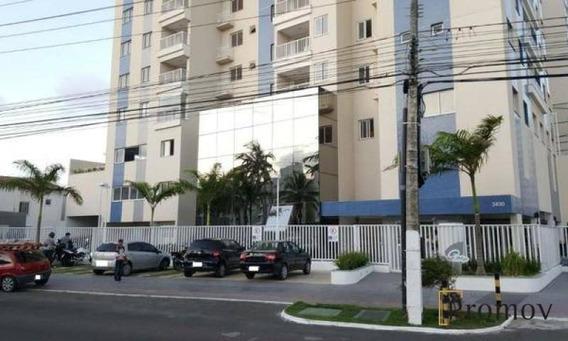 Alugo! Ótimo Apartamento No Ggrand Belize Residence - Farolandia - Ap0684