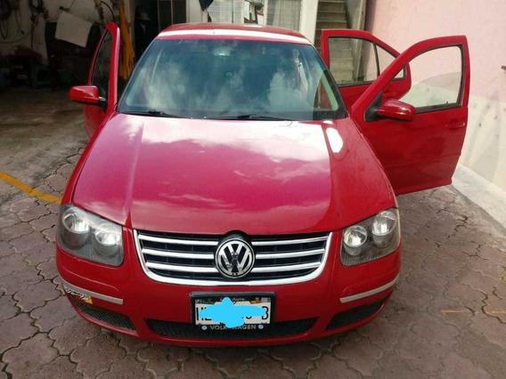 Volkswagen 2009 Color Rojo