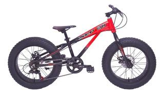 Bicicleta Mtb Slp Fat R20 // Envío Gratis.