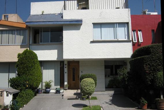 Excelente Residencia En Venta, Joyas Del Pedregal (v)