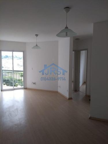 Apartamento Com 2 Dormitórios À Venda, 53 M² Por R$ 212.000,00 - Jardim Sao Pedro - Osasco/sp - Ap4414