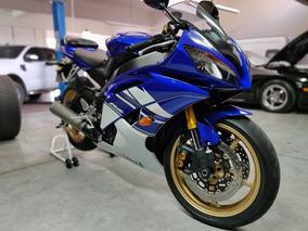 Yamaha R6 2010 No R1 Zx10 Zx14