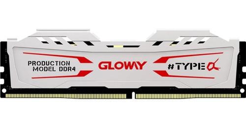Imagem 1 de 7 de Memória Ram Ddr4 16gb (2x8gb) Gloway Gamer Pc4-21300 2666mhz