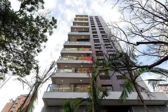 Apartamento Triplex Com 4 Dormitórios À Venda, 326 M² Por R$ 8.000.000 - Paraíso - São Paulo/sp - At0002
