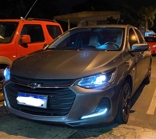 Chevrolet Onix Plus 2021 1.0 Premier Ii Turbo Aut. 4p