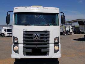 V.w 24250 6x2 Truck 2008/2008 Branco (1014)