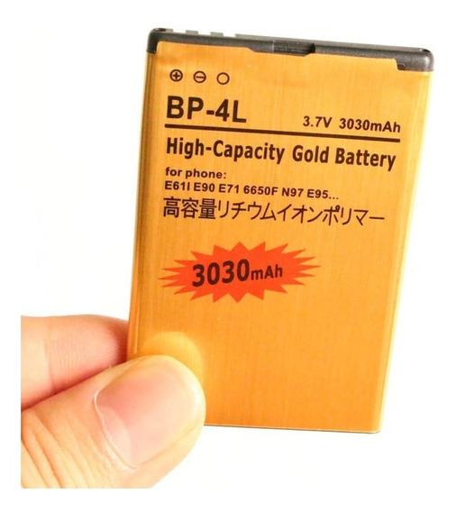 Bateria Para Iluminador Led 96 Lamp. Bp-4l Bp4l 2500mah 3.7v