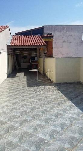 Cobertura Residencial À Venda, Utinga, Santo André. - Co3110