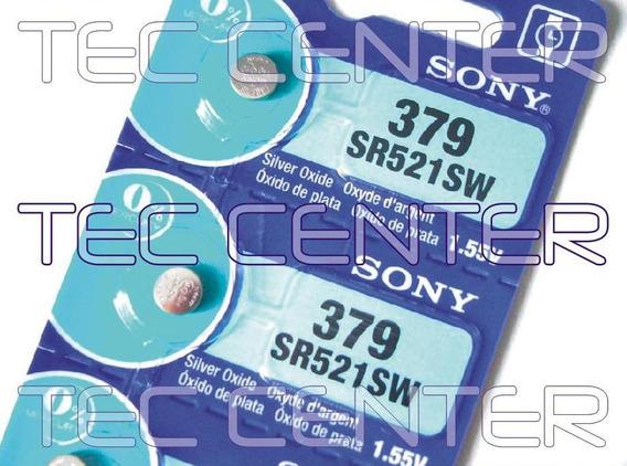 Bateria Pilha 379 Sony C/05 Unid. Frete R$17,00 Pergunte