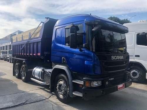 Scania P 250 Cacamba Completa Ano 2019