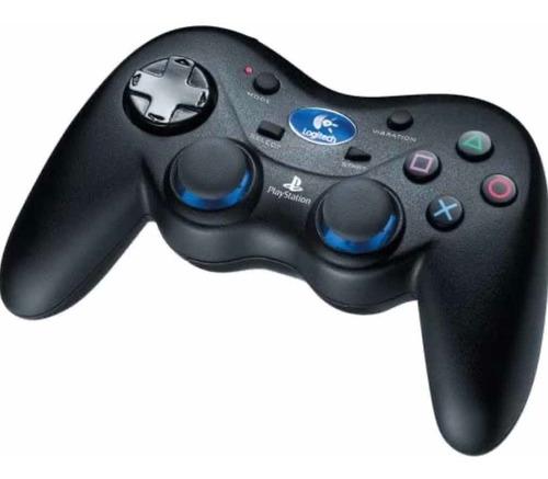 Controle Sem Fio Logitech Gamer Wireless - Impecável !!!