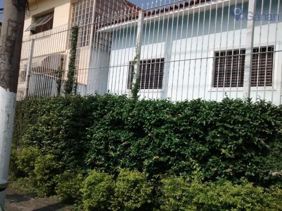 Campo Belo - Comercial - Casa Térrea Excelente Localização - Ca0341
