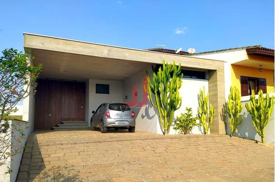 Casa À Venda, 3 Quartos, 4 Vagas, Condomínio Residencial Flores - Votorantim/sp - 6586