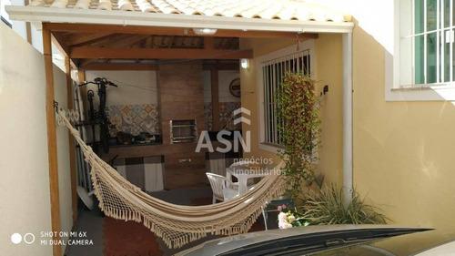 Casa À Venda, 123 M² Por R$ 399.990,00 - Costazul - Rio Das Ostras/rj - Ca0702