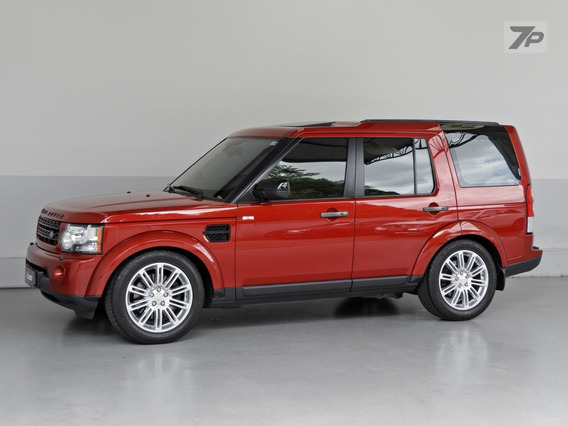 Land Rover Discovery 4 Hse 3.0 Diesel 4x4 4p Automático