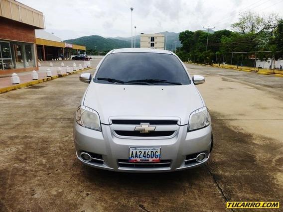 Chevrolet Aveo Automatico/ 4*2 Ls