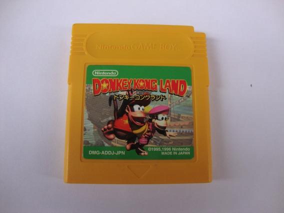 Donkey Kong Land - Original Japonês Para Game Boy Color