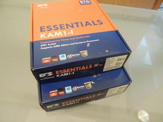 Tarjeta Madre Ecs Kami-i Socket Am1 Nueva Caja Garantia