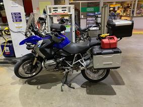 Moto Bmw Gs1200.