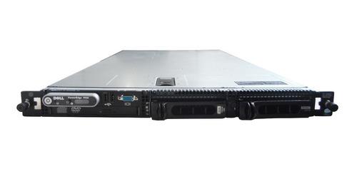 Servidor Dell 1950 2 Xeon Quadcore 16gb 2 Tera + Trilho