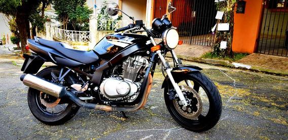Suzuki Gs500 2008