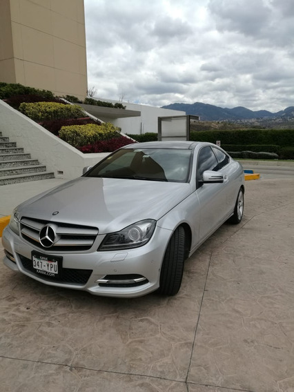 Mercedes-benz Clase C 1.8 250 Cgi Coupe At