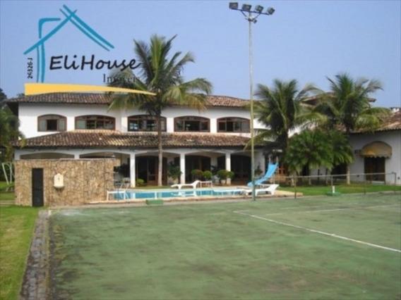 Eli House Imóveis - Creci 26326-j - Terreno Condomínio Jardim Acapulco - Guarujá - Sp - Ca00079 - 32699777