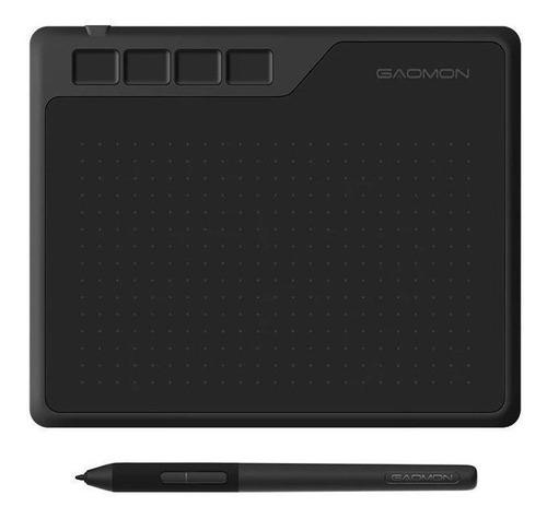 Tableta digitalizadora Gaomon S620 black
