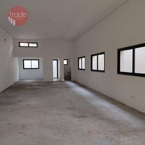 Ponto Para Alugar, 130 M² Por R$ 4.900,00/mês - Centro - Ribeirão Preto/sp - Pt0141
