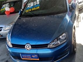 Volkswagen Golf 1.4 Tsi Highline 4p Automática 2014