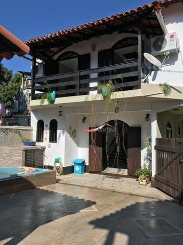 Casa À Venda, 123 M² Por R$ 700.000,00 - Itaipu - Niterói/rj - Ca0266