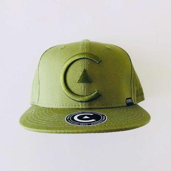 Gorra Core Verde