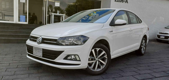 Volkswagen Virtus 2020 4p L4/1.6 Aut