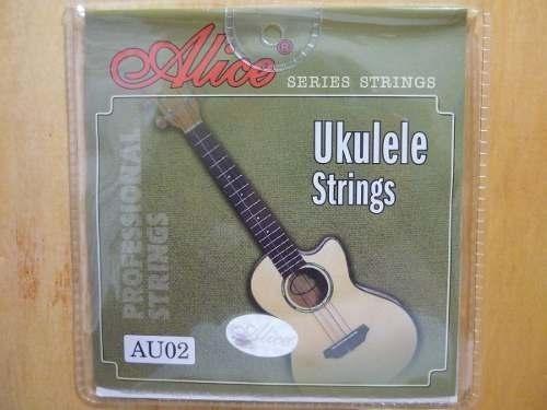 Cuerdas Para Ukulele Soprano, Concierto Y Tenor