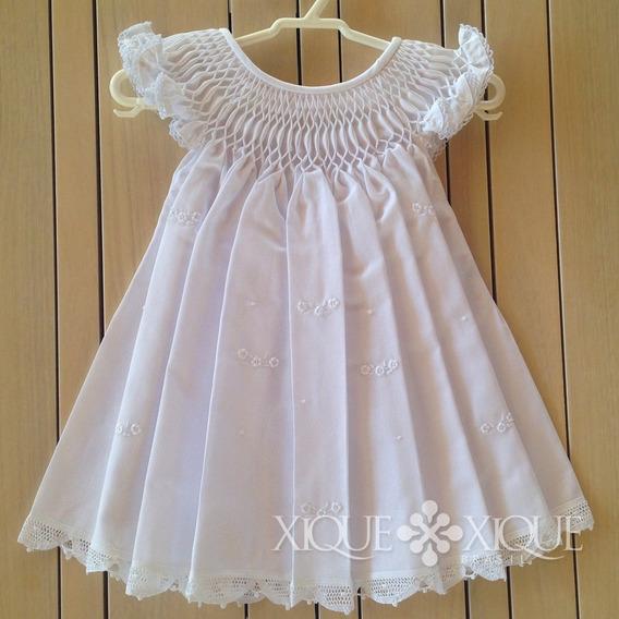 Vestido Casinha De Abelha Renascença Xique Xique Brasil