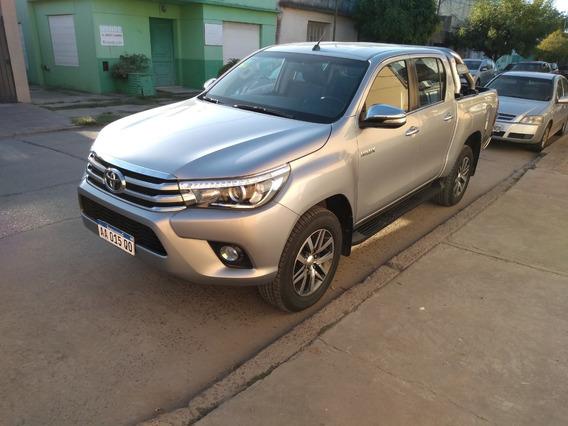 [lob] Toyota - Hilux 4x4 Cd Srx 6mt 2.8 Tdi 2016
