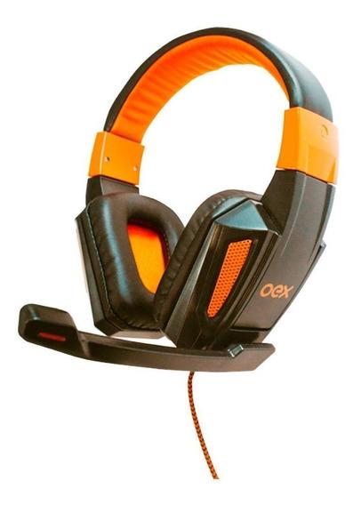 Headset P2 Hs205 Inclui Microfone Original