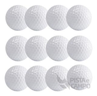 Bola De Golfe E Minigolfe Para Treinamento Hitto - Cnj 12 Un