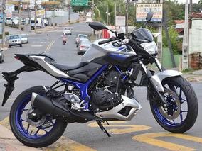 Yamaha Mt 03