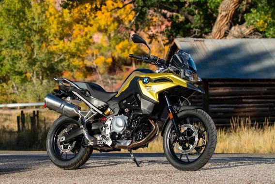 Moto Bmw F750gs Pure Plus 2019 Abs Pantalla Tft