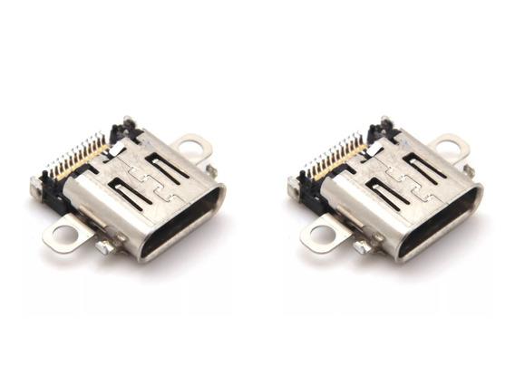02 Conector De Carga Usb Tipo C Nintendo Switch