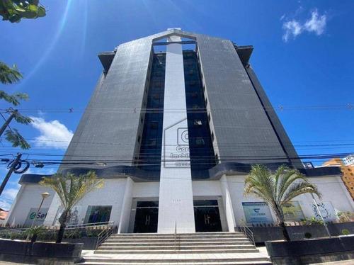 Imagem 1 de 16 de Sala Para Alugar, 30 M² - Lagoa Nova - Natal/rn - Sa0053 - Sa0053