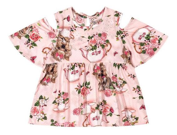 Blusa Marisol Infantil - 10314230i