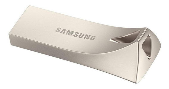Pen Drive Samsung Bar Plus 64gb Usb 3.1 Flash Drive 200mb/s Original Pc E Smartphone