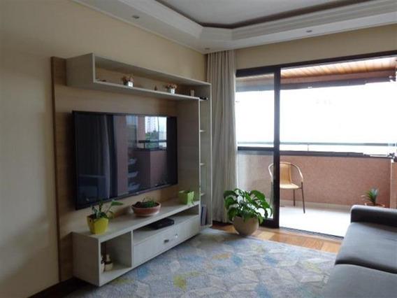 Apartamento Com 94 M² Em Localização Privilegiada Na Mooca. - 13642