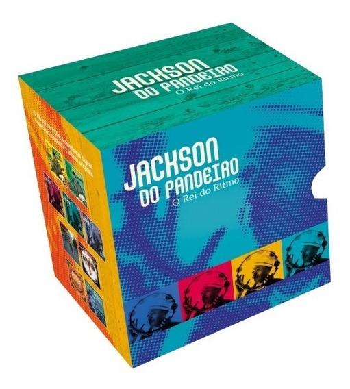 Jackson Do Pandeiro - O Rei Do Ritmo - Box Com 15 Cds