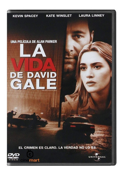 La Vida De David Gale Kevin Spacey Pelicula Dvd
