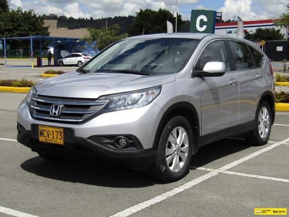 Honda Cr-v Exl At 2354cc Aa Ct 4x4 6ab